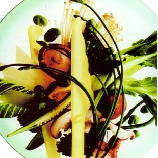 Un projet de restaurant : une assiette comme source d'inspiration