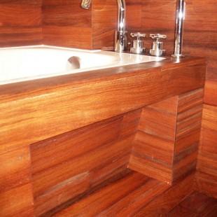 L'aménagement d'une petite salle de bains